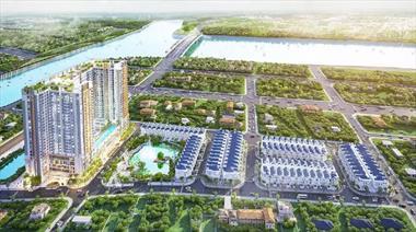 Chỉ với 900 triệu sở hữu căn hộ VIEW Phú Mỹ Hưng và 4 mặt tiền sông