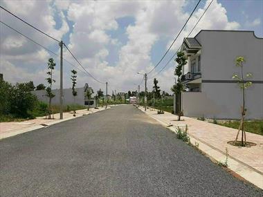 Bán nền Khu Tái định cư Phường 9, thành phố Vĩnh Long