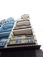 Bán nhà hẻm giá rẻ Hương Lộ 2 , Bình Tân , 56m2, 4PN , giá 5 Tỉ 35