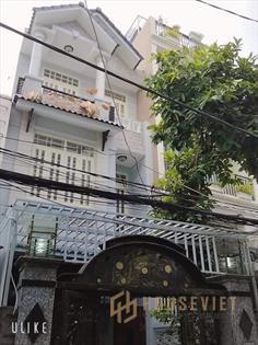 Bán nhà 120m2, 3 tầng, đường Lý Thánh Tông, phường Hiệp Tân, Tân Phú, 13 tỷ