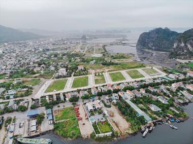 Chính chủ bán lô đất nền trung tâm Cẩm Phả