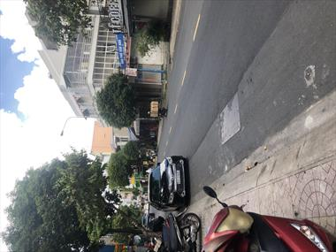 Mặt tiền đường Trương Vĩnh Ký 4PN 3WC 3 lầu