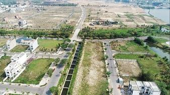 Bán lô đất 357m2 khu v1 fpt đà nẵng. đã có sổ, giá 8.6 tỷ