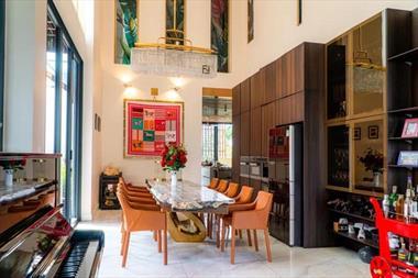 Bán nhà biệt thự 152m2, 4 tầng, đường Vườn Lài, quận Tân Phú, 16.5 tỷ