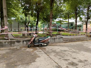Tân Phú – 2 tầng Nguyễn Minh Châu dt 35m2 giá nhỉnh 3 tỷ.