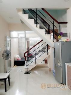 Bán nhà kiên cố, Thích Quảng Đức, Phú nhuận, 45 m2, 2 tầng, 2PN có sân, hẻm 3m, sổ đẹp, chỉ 5.5 tỷ.