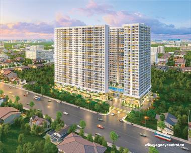 Sở hữu căn hộ cao cấp Legacy Central TP Thuận An với 200 triệu, hỗ trợ vay vốn 75% - 0 lãi suất