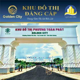 Dự án Phương Toàn Phát - Golden City