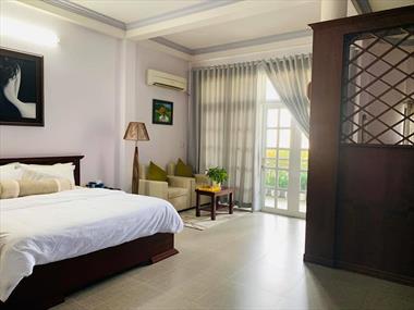 Bán nhà Mặt Tiền 5 tầng, thang máy 105m2, giá 16.8 tỷ Bùi Thị Xuân.