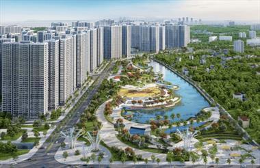 Bán căn 2PN/64.60m2 full đồ, view thoáng mát, nhà mới tại Vinhomes Smart City, Nam Từ Liêm