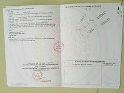Chính chủ bán đất Bình Nhâm, TP Thuận An, BD. 6*19,5 = 117m2 đường ô tô