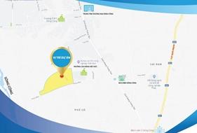 Dự án đất nền Thiên Lộc, trung tâm thành phố Sông Công, Thái Nguyên