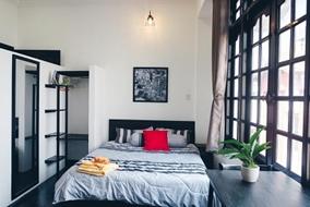 Cho thuê căn hộ dịch vụ ngay dakao quận 1