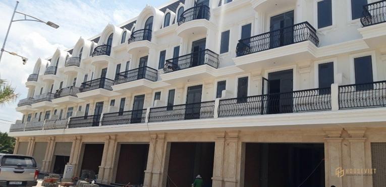 Bán Nhà phố TPS 52 Nguyễn Xiển Quận 9, giá gốc chủ đầu tư. Liên hệ chọn căn đẹp
