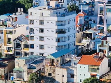 Bán gấp CHDV lô góc HXT Tân Bình 170m2, 12x14, 8T, thang máy,tn 120tr/th, 27.3 tỷ TL