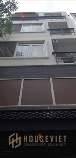 Nhà Đẹp 4 tầng HXH 302 Phan Huy Ích . P.12 Gò Vấp.49 m2