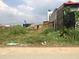 Chủ bán miếng đất gần khu công nghiệp Tân Đức, DT 198m2, thổ cư - sổ hồng riêng, 0902468902