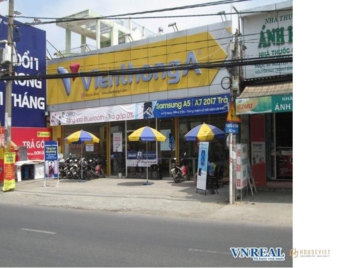 Bán nhà mặt tiền 291m2 Nguyễn Duy Trinh P. Long Trường Quận 9 giá chỉ 19.1 tỉ