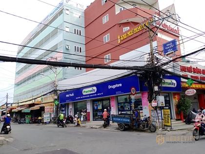 Bán nhà 98m2, 4 tầng, mặt tiền đường Gò Xoài, quận Bình Tân, 12 tỷ