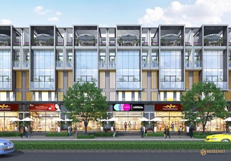 Bán đất nền khu dân cư Ecoshop Center, giá gốc chủ đầu tư.