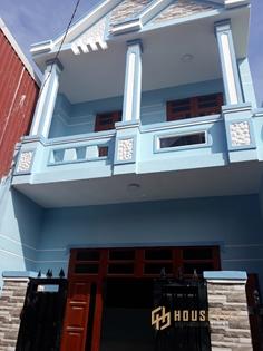 Nhà hẻm Nguyễn Quang Bích, P13, đất 56 m2, 2 tầng