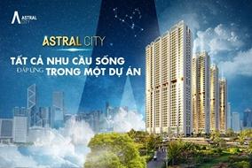 Bán căn hộ cao cấp Astral City ngay Quốc lộ 13, chỉ thanh toán từ 100 triệu