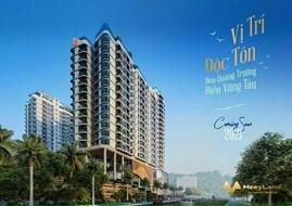 Căn hộ du lịch Đồi Dừa Hoàn Mỹ - dự án căn hộ du lịch kết hợp thương mại ở thành phố biển