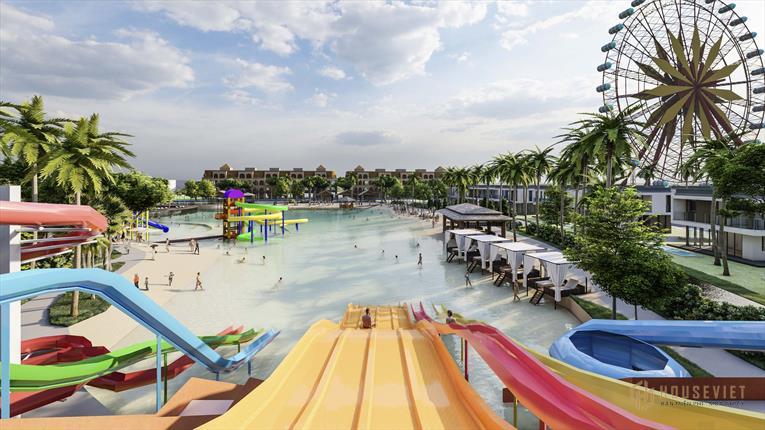 Bán nhà phố, villa, shophouse dự án Venezia Beach Hồ Tràm Bình Châu. Liên hệ nhận ưu đãi