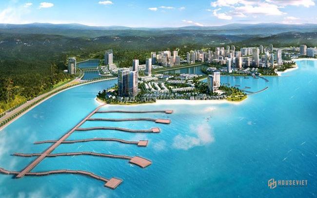 Chính chủ bán đất mặt tiền Trục chính phường Hà An, dự án Hạ Long Xanh