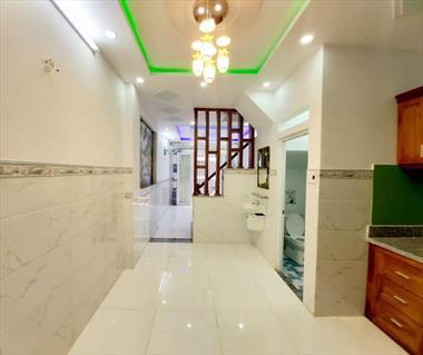 Chỉ với hơn 3 tỷ sở hữu ngay căn nhà Sang Xịn Mịn - Gần CV Làng Hoa, GV.