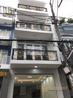 Bán nhà hxh đường Năm Châu Dt 3.6x8m-2lầu st-P11 ,Q,Tân Bình giá 6 tỷ Tl