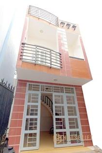 bán nhà ngay hxh ngô quyền nguyễn chí thanh Q10,dt 4x9m, trệt 2 lầu st, giá 5.6 tỷ tl