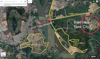 Đất nền được bảo chứng trong cơn sốt đất tại Miền Nam, chỉ từ 16.5tr1m2. Tại Tp Biên Hòa