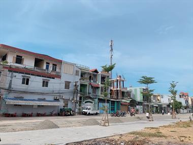 Bán lô gốc hai mặt tiền đường 36m5 và đường 10m5 - khu trung tâm quận thanh khê.