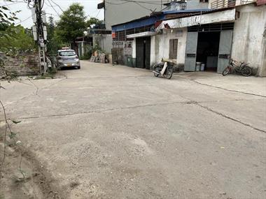Bán 156 m2 mặt đường Đồi Cốc, Thanh Xuân, Sóc Sơn, Hà Nội