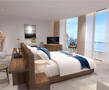Chính chủ bán căn hộ nghỉ dưỡng 5 sao Charmbay Long Hải giá tốt
