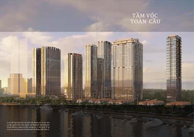 Grand Marina Saigon –Căn hộ Hàng Hiệu 2021- Nhà Đổi Nhà Chỉ 500tr – Bank 100% Ko Lãi Tới 32th