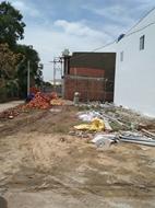 Cần bán miếng đất ngay trường tiểu học Bình Hữu 1 , dtich 5x39.8m ( 199m2 ) , mặt tiền TL 825