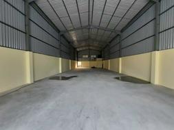 Cho thuê kho khu vực Phú Chánh Tân Uyên. Diện tích 300m2. Điện 3 pha. Đường nhựa container chạy