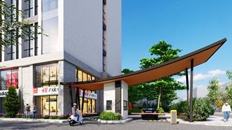 Căn hộ Officetel Thị xã Tân Uyên 60 - 100m² ngay cạnh KCN Nam Tân Uyên