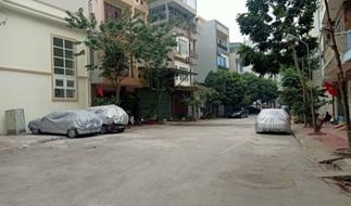 Bán đất Liền Kề KĐT Văn Phú Hà Đông 50m2, mt 5m