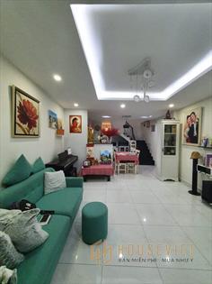 Bán nhà mặt tiền Trần Bá Giao Q. Gò Vấp, 3 tầng 72m2 giá cực hiếm chỉ 7.2 tỉ