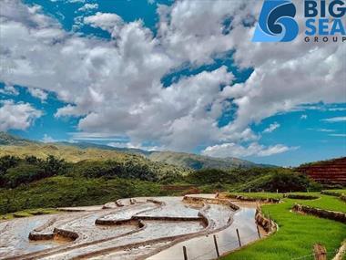 Bán mảnh đất nghỉ dưỡng 2 mặt tiền có view đẹp tại y tý-bát xát-lào cai!