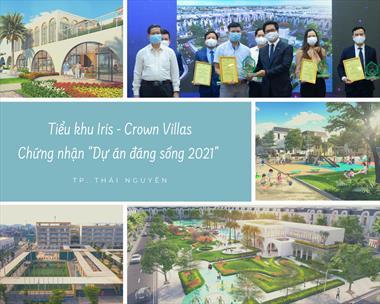 Tại sao nên chọn Thái Hưng Crown Villas là Sản phẩm đầu tư thời điểm hiện tại?