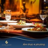 Charm Long Hải Resort, thanh toán 30% cho đến lúc nhận nhà