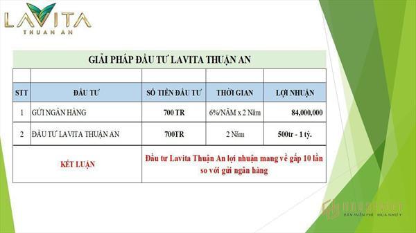 CĂN HỘ LAVITA THUẬN AN- CĂN HỘ CAO CẤP- TIỆN ÍCH RESORT 5 SAO, CHỈ TỪ 499TR/CĂN 2PN, 2WC