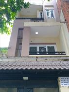Bán nhà mặt tiền đường Lê Đình Thụ, phường Tân Thành, Tân Phú, 10 tỷ