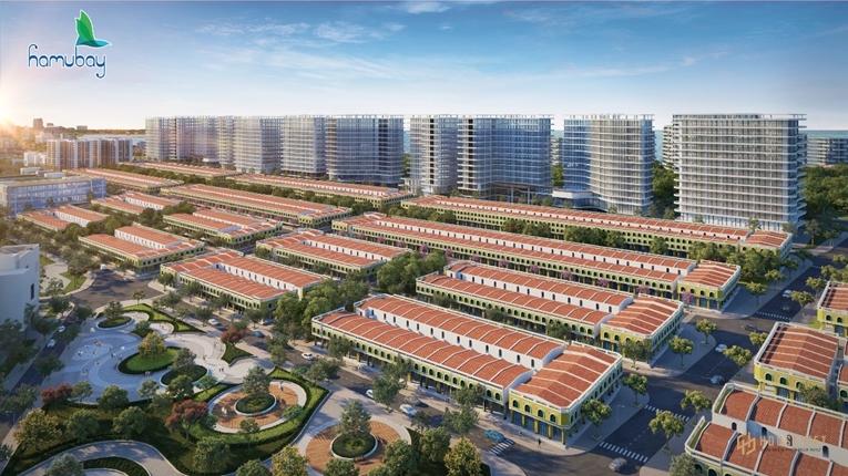 Bán đất nền dự án Hamubay Phan Thiết. Giỏ hàng mặt tiền biển giá gốc