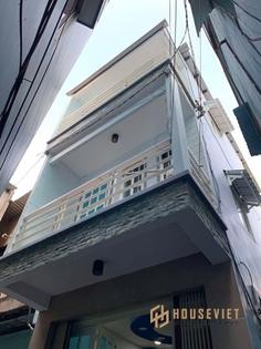 Nhà Đẹp đón Tết tài chính nhỏ công năng đủ Lý Thái Tổ P10 Q10 DTSàn 75m2 3tầng chỉ 3tỷ6