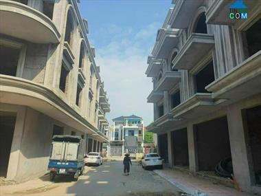 Thông tin dự án liền kề nhà phố Kết Hiền Yên Lạc Vĩnh Phúc - Nhận nhà và sổ đỏ ngay